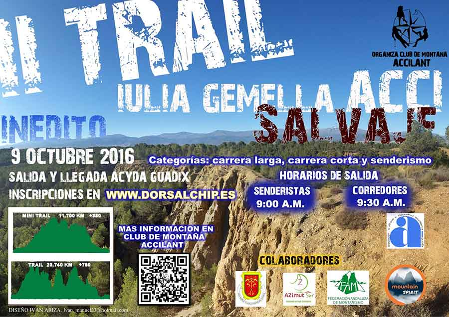 II Trail Iullia gemella acci
