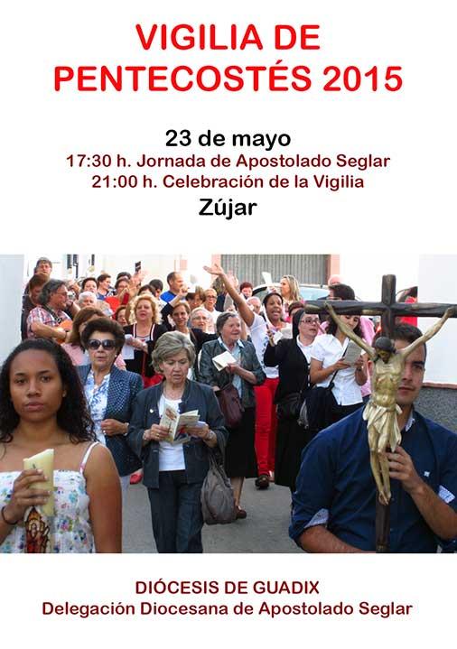 Vigilia de Pentecostés de la Diócesis de Guadix