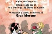 """El Aula Municipal de Teatro estrena este viernes """"No hay boda sin entremeses"""""""