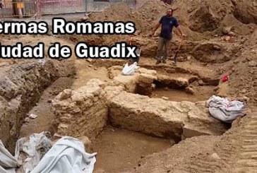 Termas romanas en Guadix [Vídeos]