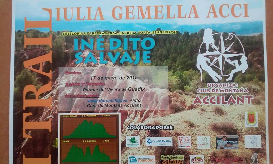 Trail Guadix