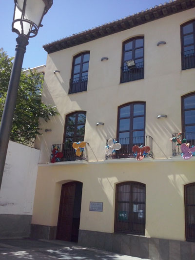 Biblioteca municipal de Guadix