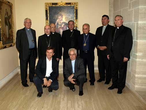 Los presidentes de Cope y Radio Renascença hablan de la radio católica hoy en Guadix