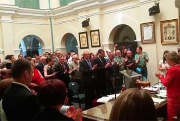 Inmaculada Olea primera alcadesa de la Ciudad de Guadix [Vídeos]