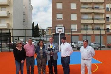 [Sucedio en 2.015] La Plaza García Raya estrena espacio deportivo multiuso