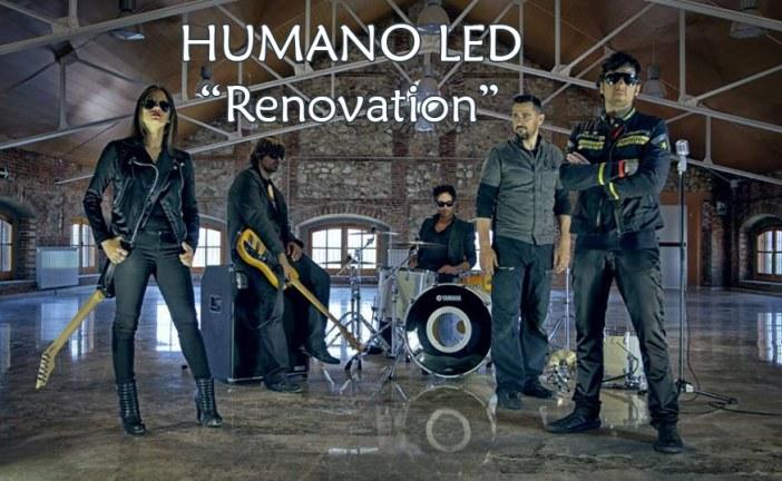"""El grupo HUMANO presenta su videoclip """"Renovation"""""""