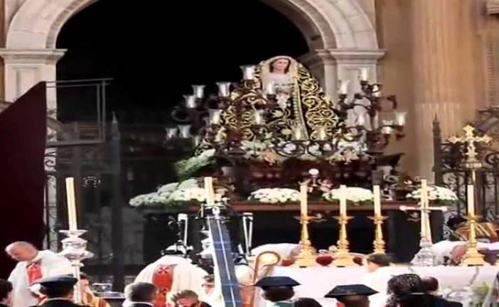 Homilía de Misa de la Coronación Canónica de la imagen de Nuestra Señora de la Soledad