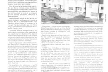 La Barriada de Andalucía cumple 34 años [Sucedió en 1.982]
