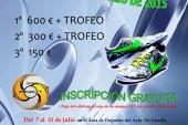 24 horas de fútbol sala Ciudad de Guadix este fin de semana del 25 al 26 de Julio
