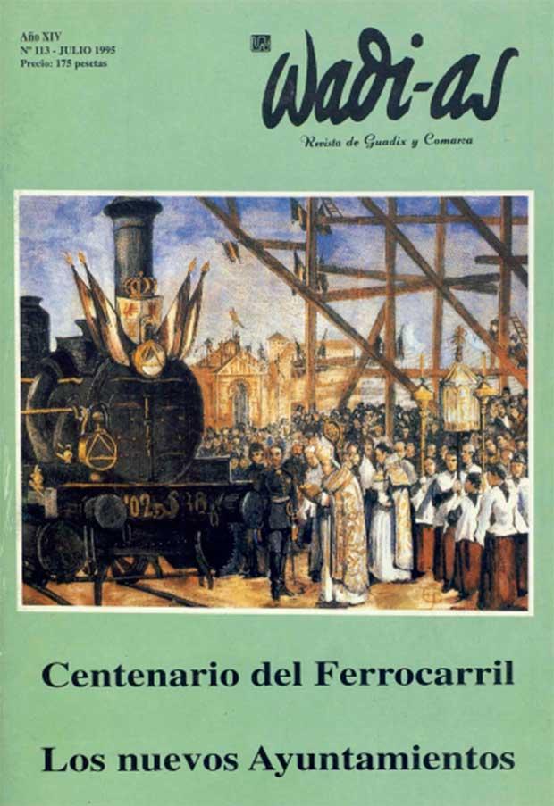 Aniversario de la llegada del ferrocarril a Guadix
