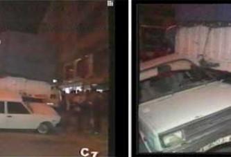 Aparatoso accidente en Guadix del que se cumplen 20 años [Vídeo]