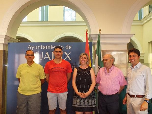 Cascamorras 2015 en el Ayuntamiento
