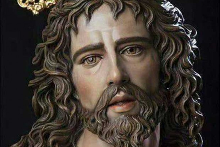 Cristo rey - La borriquilla