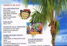 Programa fiestas de Benalúa