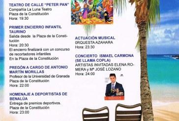 Fiestas en honor a la Virgen del Carmen 2016 [Ver PROGRAMA]