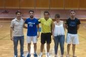 24 horas de fútbol sala Ciudad de Guadix ganadores Corral M. de Alicún de Ortega y 24 horas Magui de Guadix
