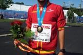 Pablo Oliva clasificado para el campeonato europeo sub 23