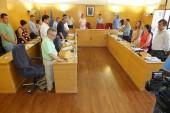 Un minuto de silencio por la mujer de Guadix fallecida en Sevilla tras una agresión
