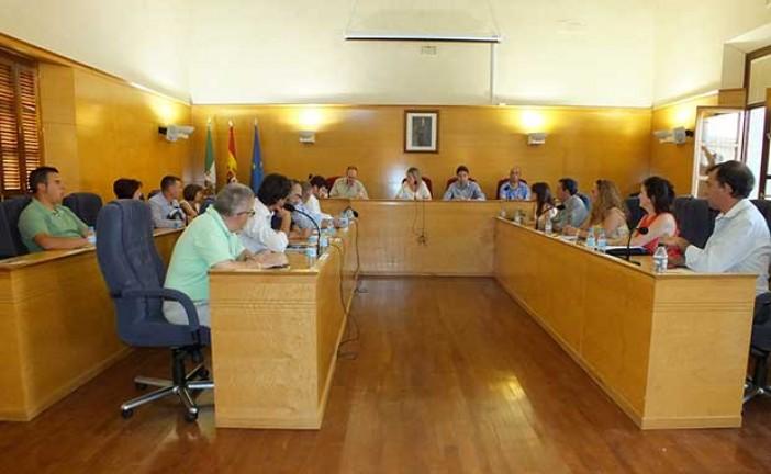 Pleno ayuntamiento de Guadix del mes de febrero