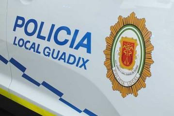 Policía Local de Guadix disponible en el 958 66 93 00