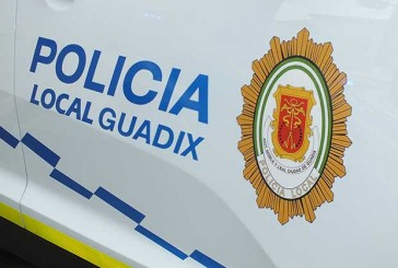Policía Local de Guadix disponible en el 958 66 93 00
