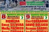 Encierros en las fiestas de Gor 2015 en honor a San Cayetano del 8 al 10 de Agosto [Vídeos]