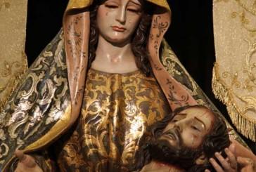 Nueva imagen para el Camarín de la Patrona, la Virgen de las Angustias.