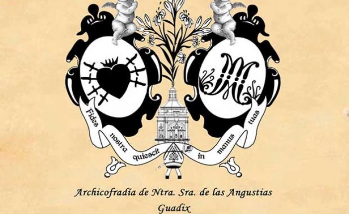 La Patrona de Guadix, estrena nuevo escudo corporativo obra de Jose Reyes