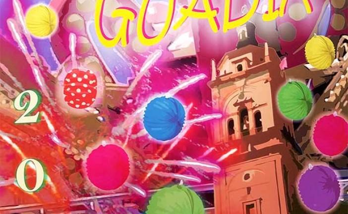 Cartel de la Feria y fiestas de Guadix 2015 obra de Manuel Francisco Pérez Vicente [Vídeo]