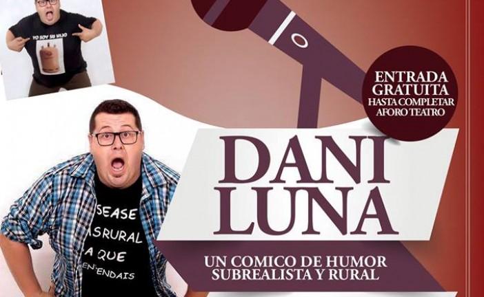 Monólogo con Dani Luna – 22 de Agosto