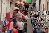 Fin de fiestas de Gor en honor a San Cayetano 2016 con sus tradicionales Encierros