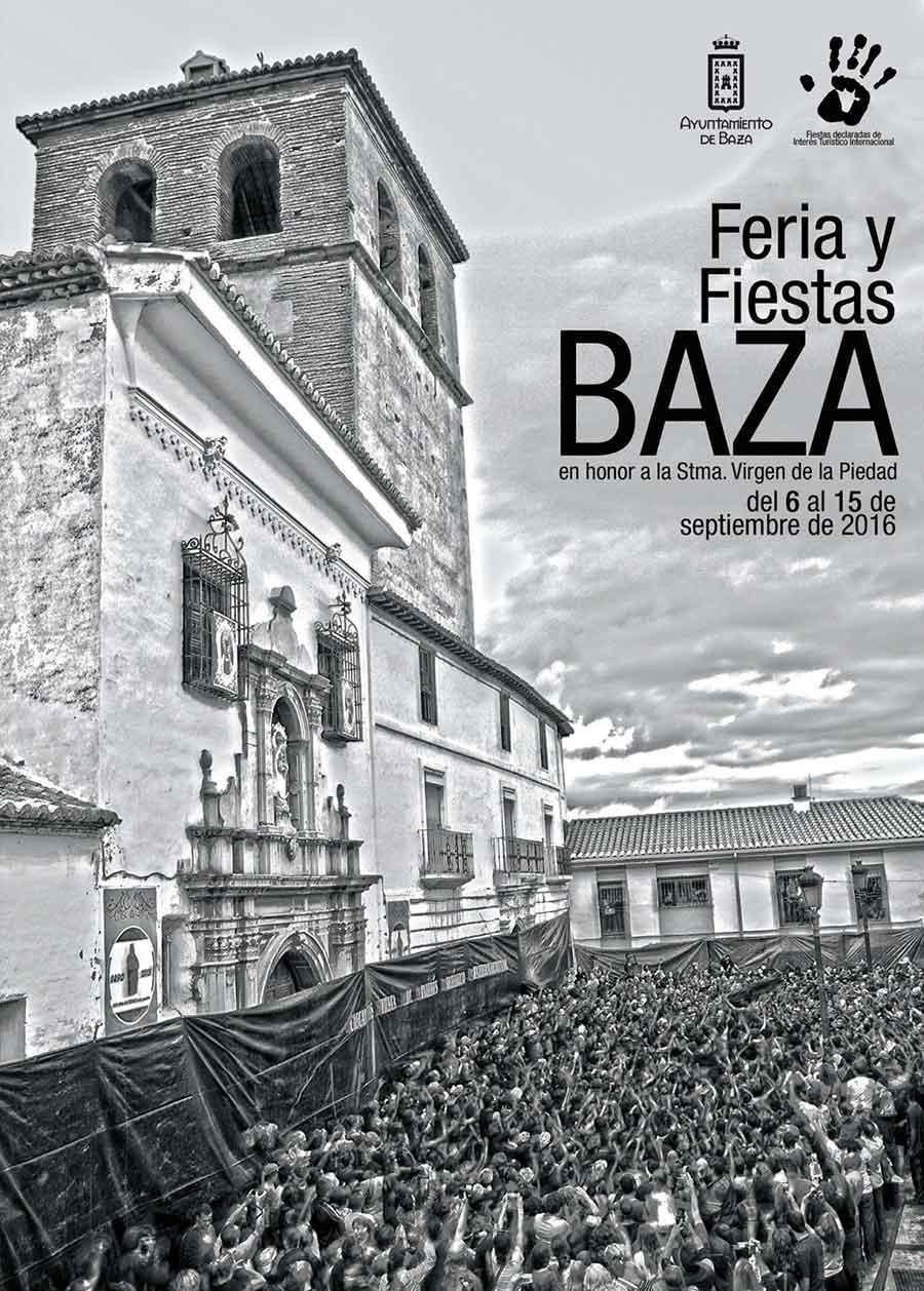 Feria de Baza 2016
