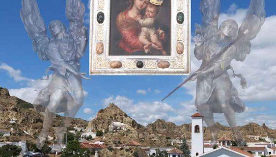 Fiestas y procesión de la Virgen de Gracia