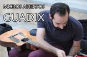 Noche de Micros abiertos en Guadix con lleno en las gradas y mucho arte [Vídeos]