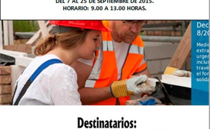 Oferta de empleo en Guadix para 35 personas