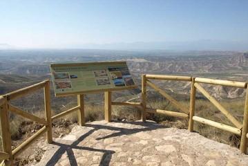 Ruta turistica El Mencal de Pedro Martinez