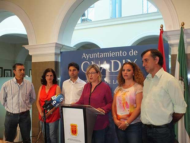 Balance de los 100 primeros días del Ayuntamiento de Guadix