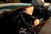 Accidente en la carretera de Purullena a Guadix