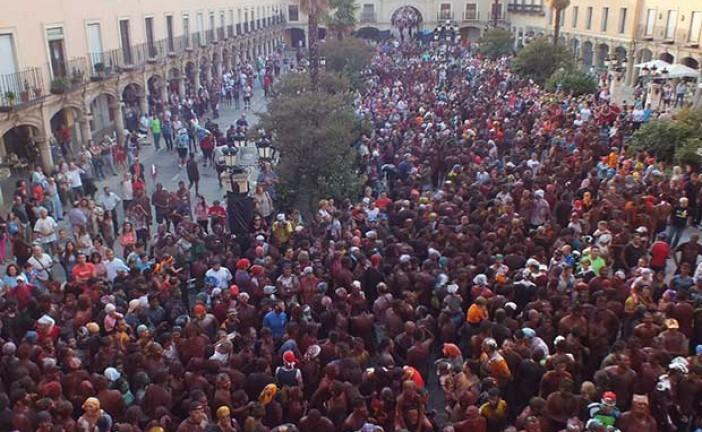Cascamorras congrega en Guadix a más de 15.000 personas [Vídeos]
