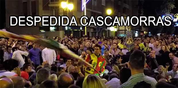 Cascamorras despedida Guadix