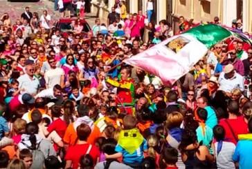 Gran participación en el Cascamorras Infantil de Guadix en su quinta edición [Vídeos]