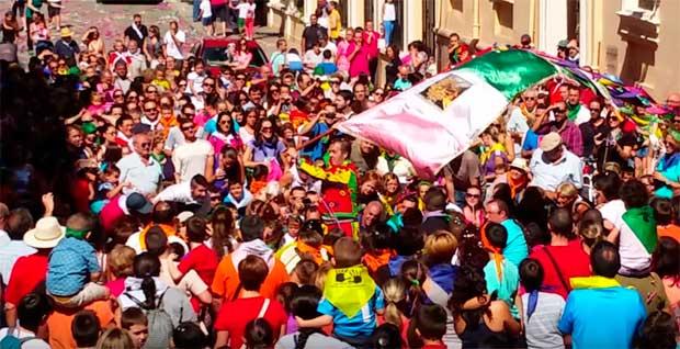 Cascamorras infantil 2015