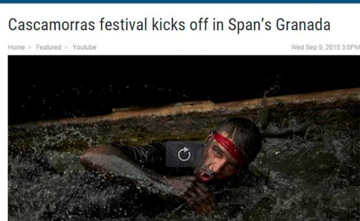 Cascamorras festival kicks off in Span's Granada – Fiestas de interés turístico internacional [Vídeo]