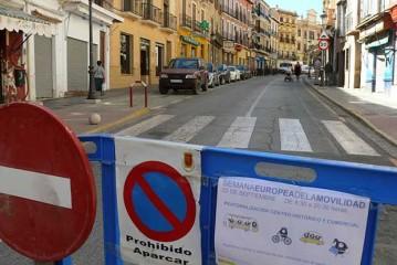 Semana Europea de la Movilidad en Guadix [Vídeo]