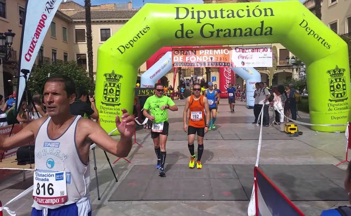 La XXX Prueba de Fondo del Melocotón – VIII Media Maratón Ciudad de Guadix sigue creciendo en participación [Vídeos]