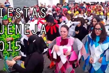 Fiestas Huéneja en honor a San Francisco