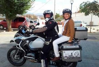 Guadix estará presente en un reportaje sobre Andalucía para motociclistas de la revista austríaca Motorrad Magazin