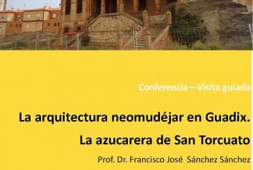 Conferencia y visita guiada sobre arquitectura neomudéjar en Guadix este sábado en la azucarera de San Torcuato