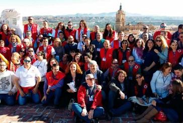 El Ayuntamiento diseña una visita cultural basada en los principios fundamentales de Cruz Roja para los asistentes al XII Encuentro Provincial