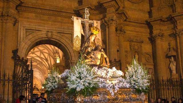Virgen de las Angustias Guadix